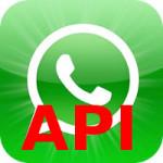 Ya hay API para WhatsApp!